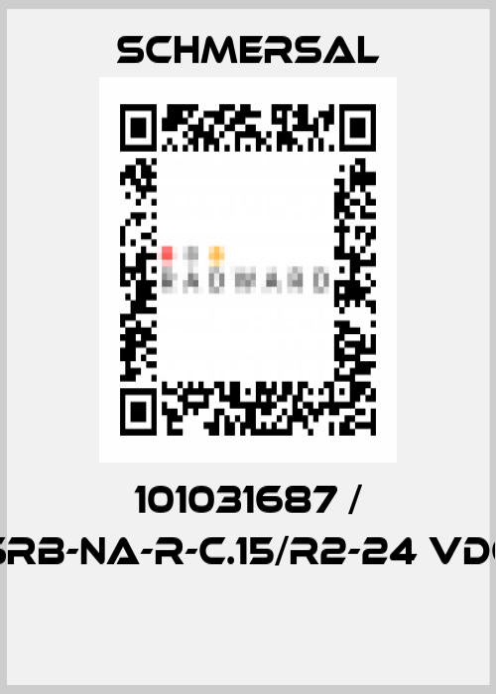 Schmersal-101031687 / SRB-NA-R-C.15/R2-24 VDC  price