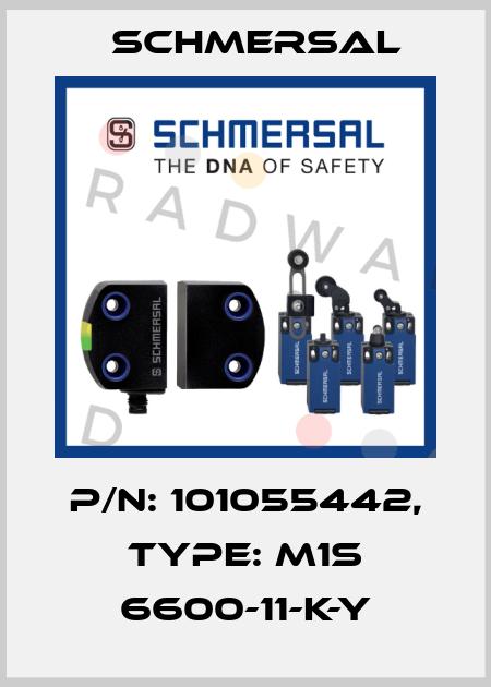 Schmersal-101055442 M1S 6600-11-K-Y  price