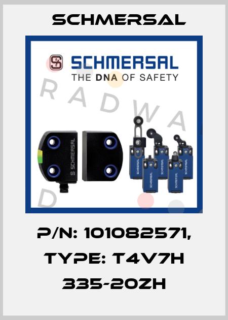 Schmersal-101082571 T4V7H 335-20ZH  price
