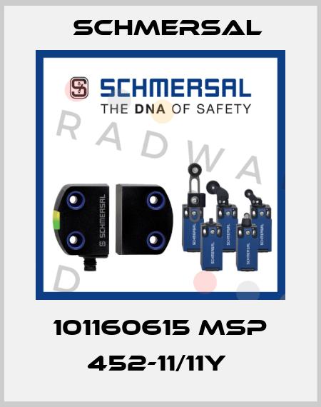 Schmersal-101160615 MSP 452-11/11Y  price
