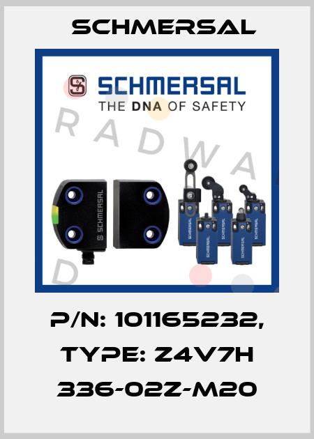 Schmersal-101165232 Z4V7H 336-02Z  price