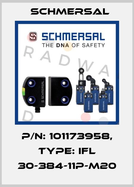 Schmersal-101173958 IFL 30-384-11P  price