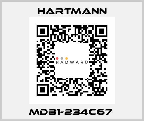 Hartmann-MDB1-234C67  price
