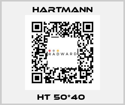Hartmann-HT 50*40  price