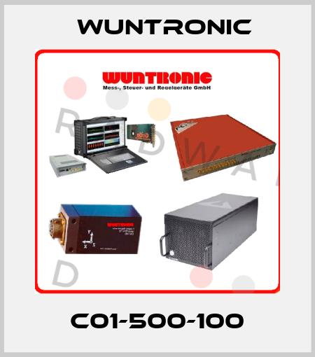 Wuntronic-C01-500-100 price