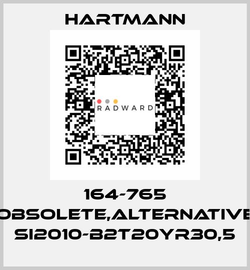 Hartmann-164-765 obsolete,alternative SI2010-B2T20YR30,5 price